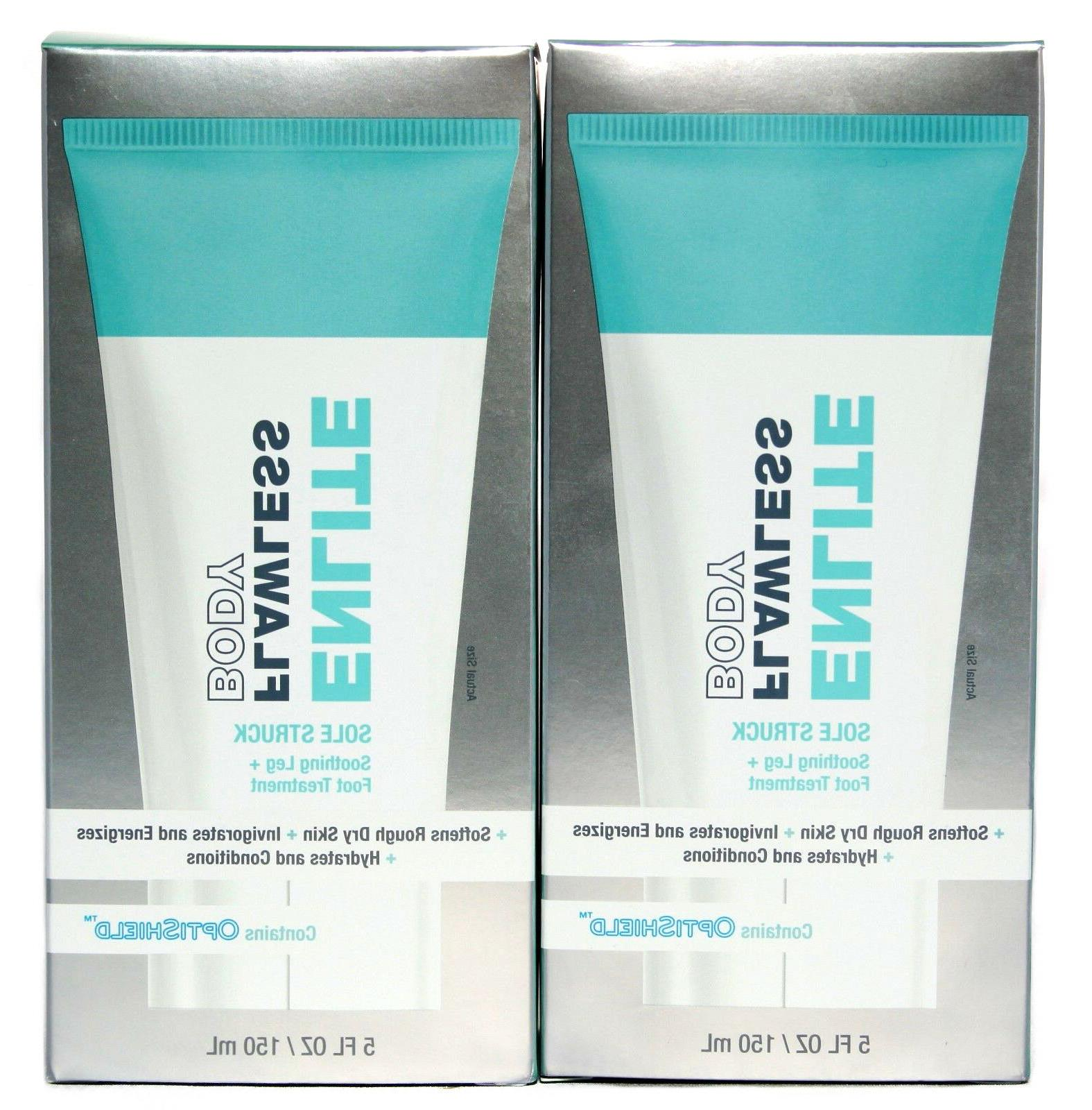 Enlite Flawless Body Sole Struck Soothing Leg Foot Treatment