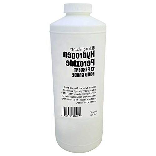 Food Grade Hydrogen Peroxide 12% H2o2 )