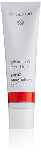 Dr. Hauschka Deodorizing Foot Cream, 1 Fluid Ounce