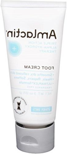 AMLACTIN Foot Cream 3 OZ - Buy Packs and SAVE