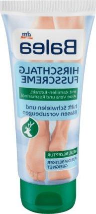 Balea Foot Cream Hirschtalg, 100 ml - German product