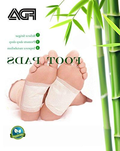 foot pads patches aromatherapy