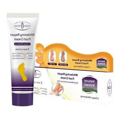 foot repair cream moisturising dry cracked skin