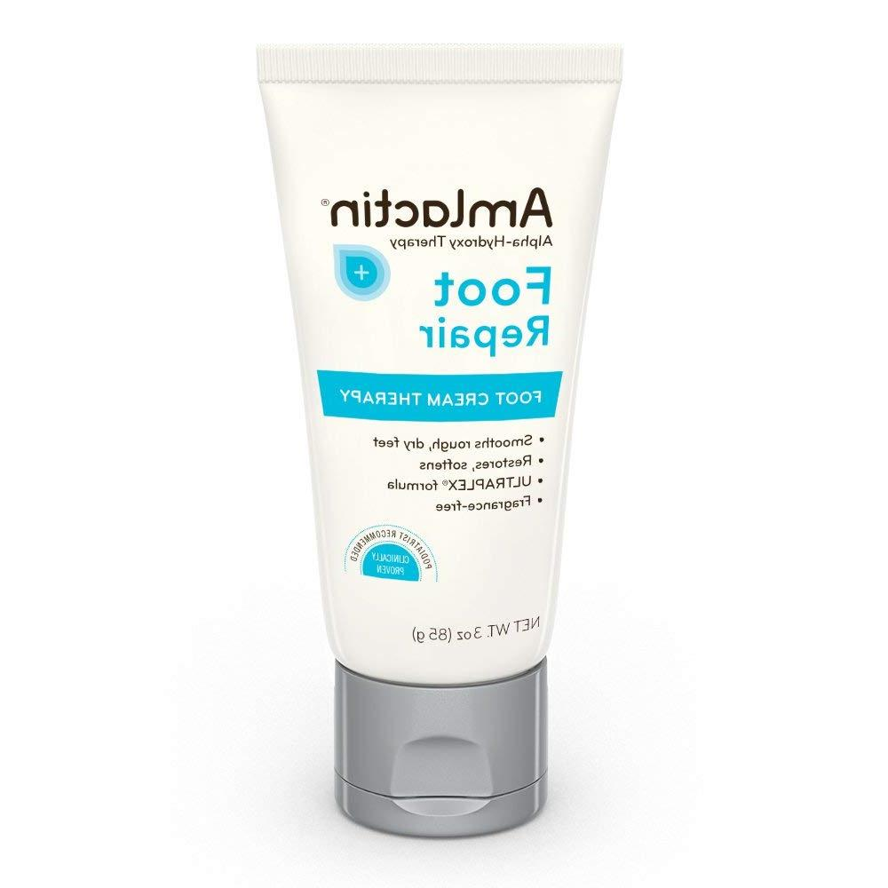 foot repair foot cream therapy smooths rough