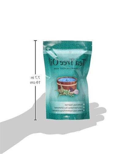 Purely Northwest Toenail Kit oz Foot oz Antifungal Tea Tree Oil & Wash and 1 fl oz Tea Blend.
