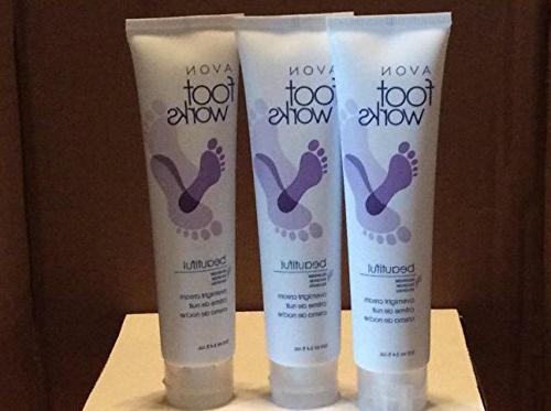 foot works lavender overnight cream