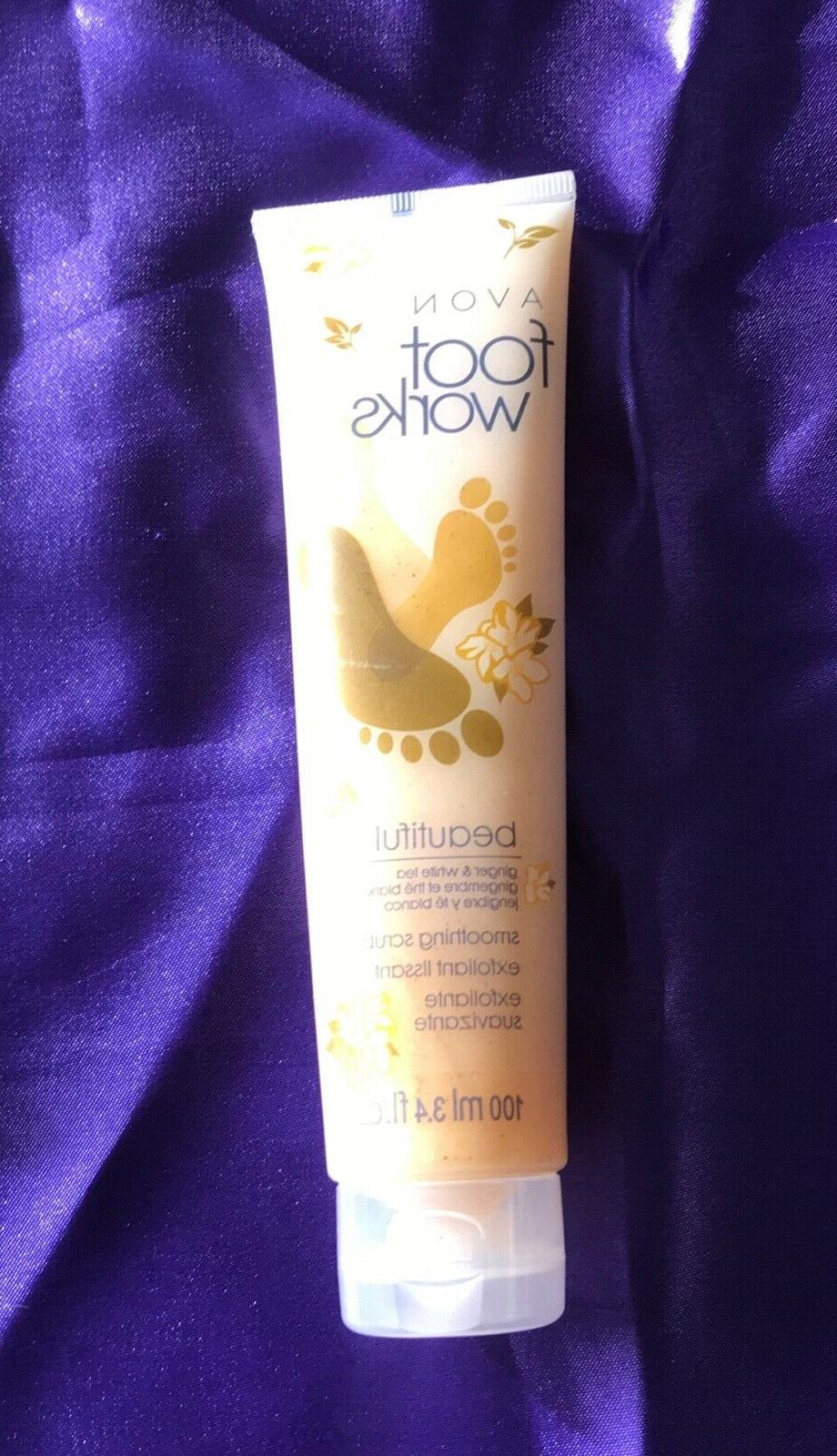 Avon Foot Works You