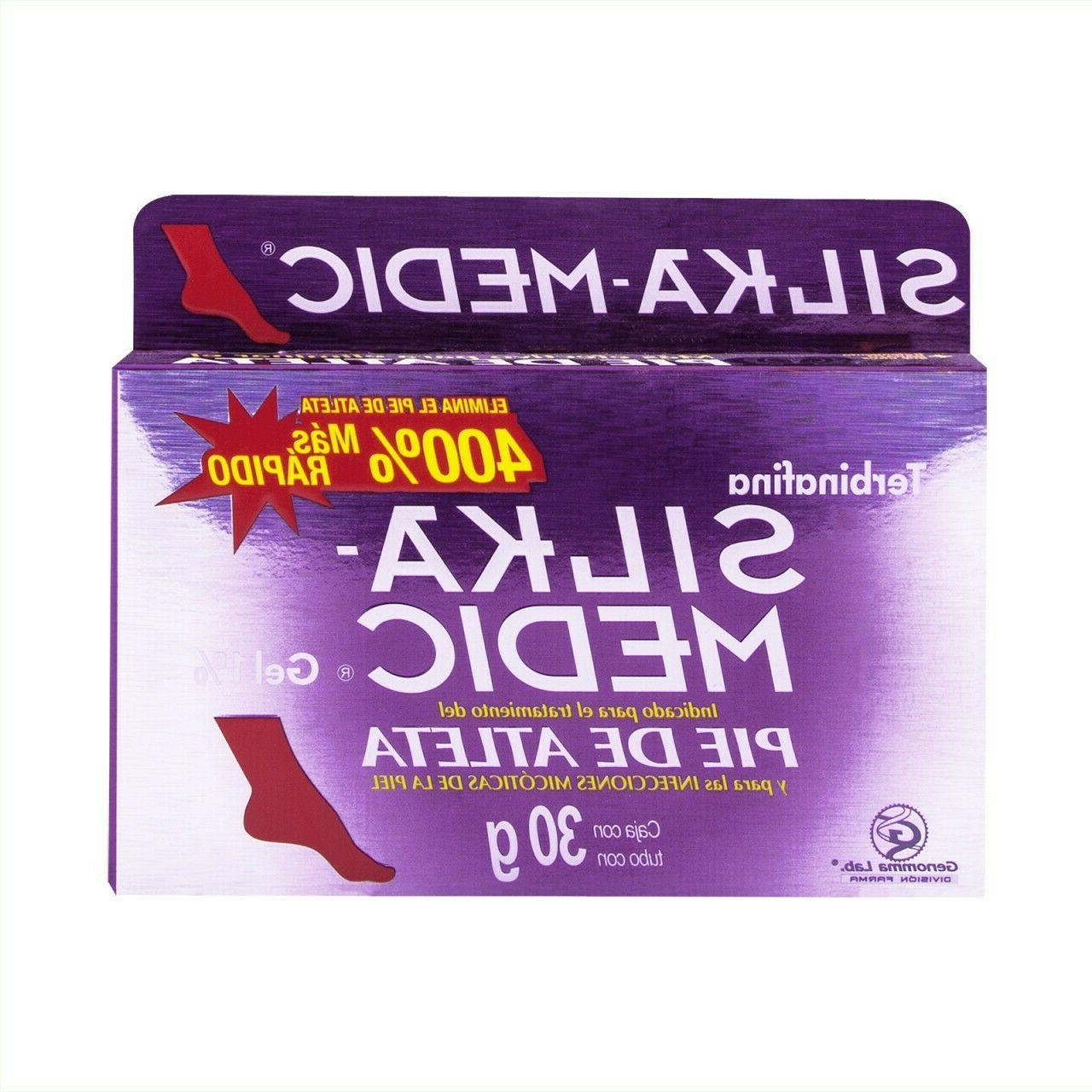 gel 30g mexican original pie de atleta