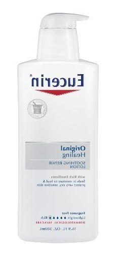 Eucerin Original Healing Soothing Repair Lotion, 16.9-Ounce