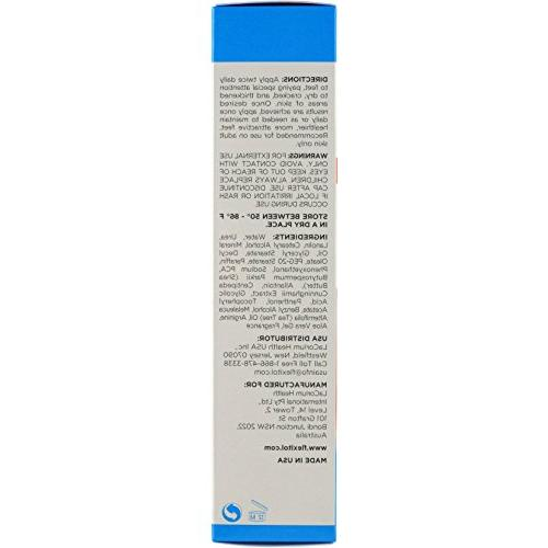 Flexitol Oz Moisturizing & Cream. Relief Rough, Dry Skin For Daily Use Diabetic Safe and