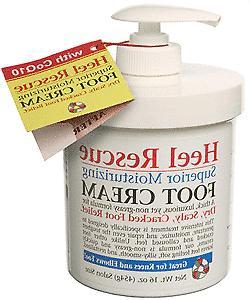 Heel Rescue Superior Moisturizing Foot Cream - 16 oz.