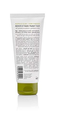 Emilia Cream Cream Natural – Foot For Dry Cracked Feet - fl