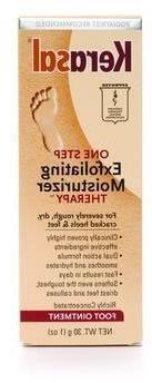 Kerasal 30gm Exfoliating Moisturizing Foot Ointment