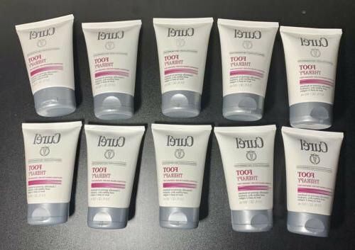 lot of 10 soothing cream foot therapy