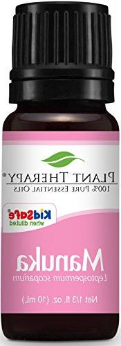 Plant Therapy Manuka Essential Oil 10 mL  100% Pure, Undilut