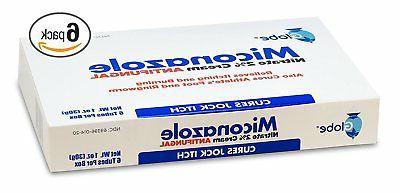 miconazole nitrate antifungal cream