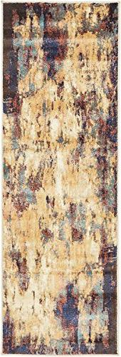 Modern Vintage Design Inspired Overdyed Fancy Rugs  Fashion
