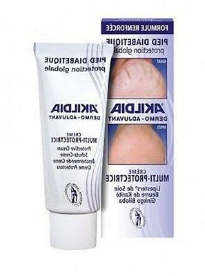 multi protective cream 75 ml foot skin