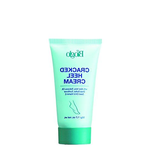 must bioglo cracked heel cream