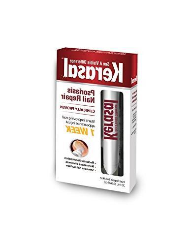 Kerasal Psoriasis Repair - New Product Cracked, Very - Improvement Week, 20