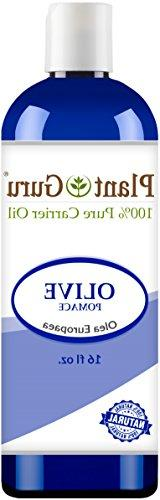 Olive Oil 16 oz. Pomace 100% Pure Natural Carrier - Skin, Bo