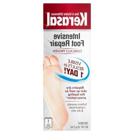 exfoliating moisturizing foot ointment