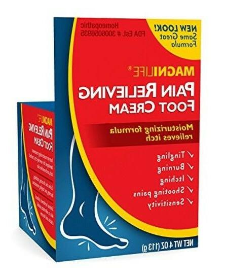 MagniLife Relieving Cream 4 oz/113g