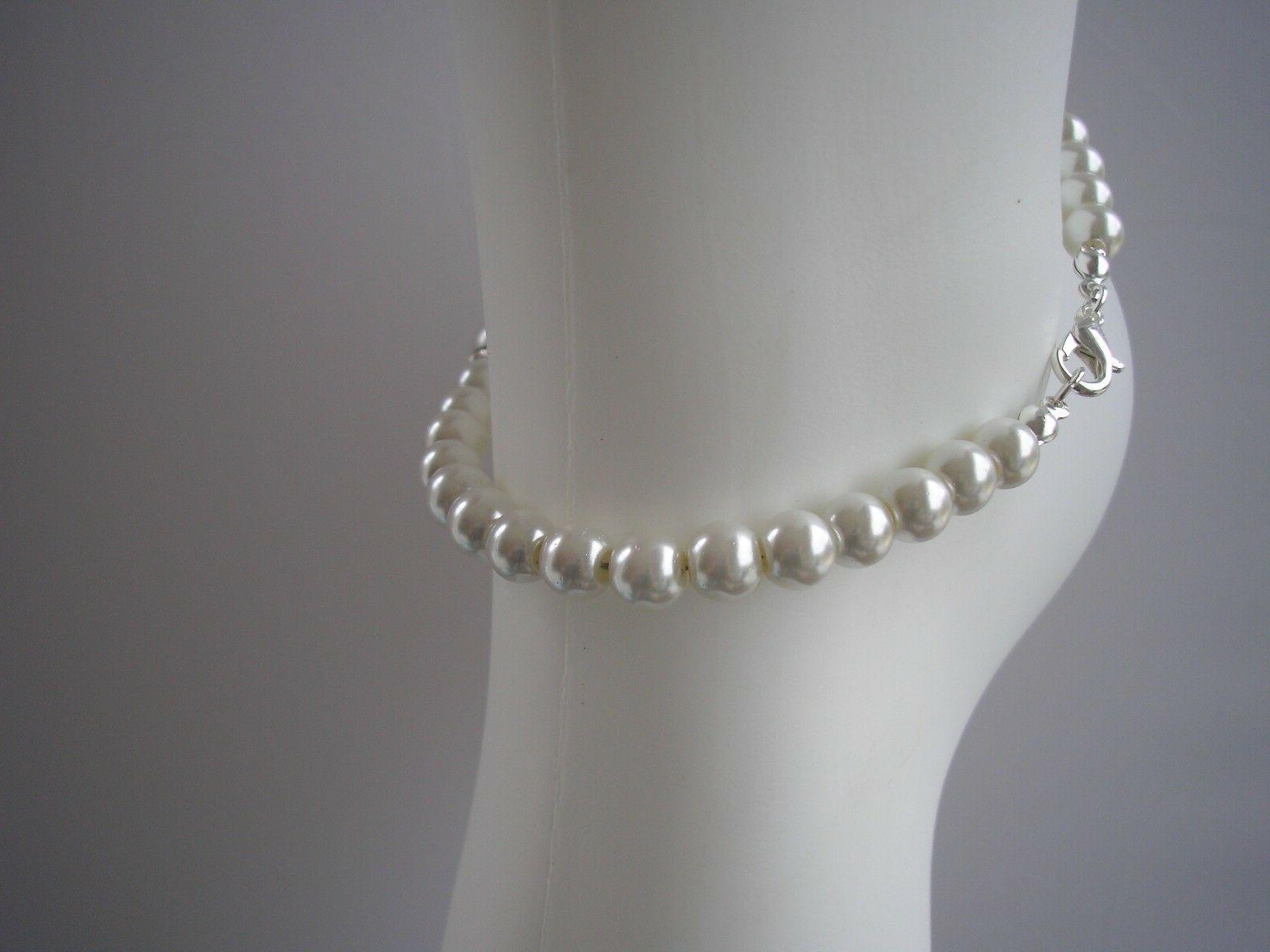 Pearl Ankle Bracelet