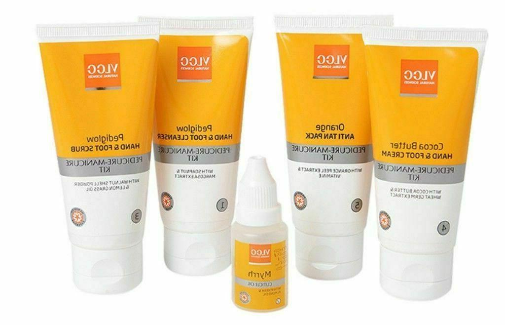 VLCC Pedicure Hand & Foot Cream Treatment Kit
