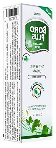BORO Plus Antiseptic Cream with Herbs 25ml/0.85 Fl Oz