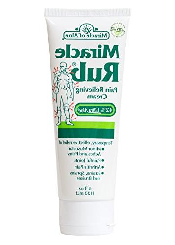 Miracle Pain Relieving Cream