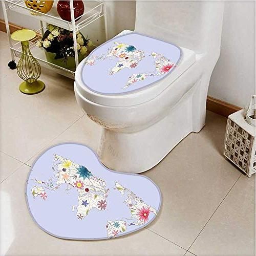 shower mat set playroomstyle map