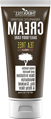 Soothing Cream with Colloidal Oatmeal - Vanilla Scent - Help