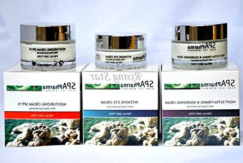 spapharma gift set dead sea