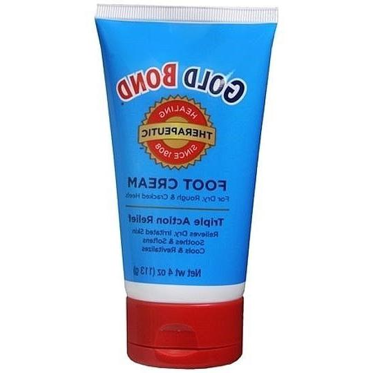 Gold Bond Therapeutic Foot Cream 4.0 fl oz