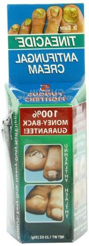 Dr. Blaine's Tineacide Antifungal Cream, 1.25 Ounce
