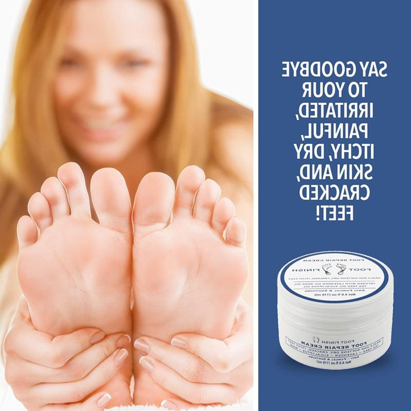 Toenail Fungus Foot Dry