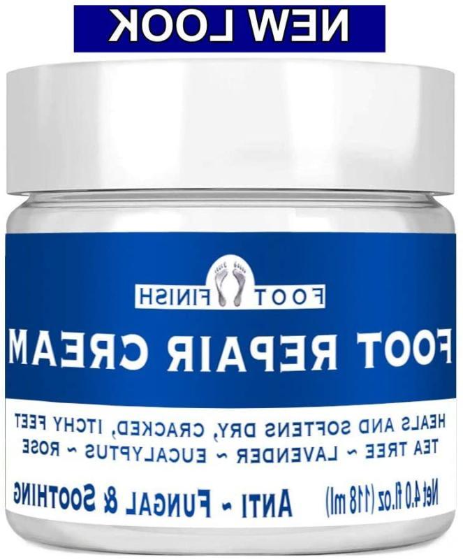 Toenail Fungus Athletes Foot Cream, Fungus, Dry Feet