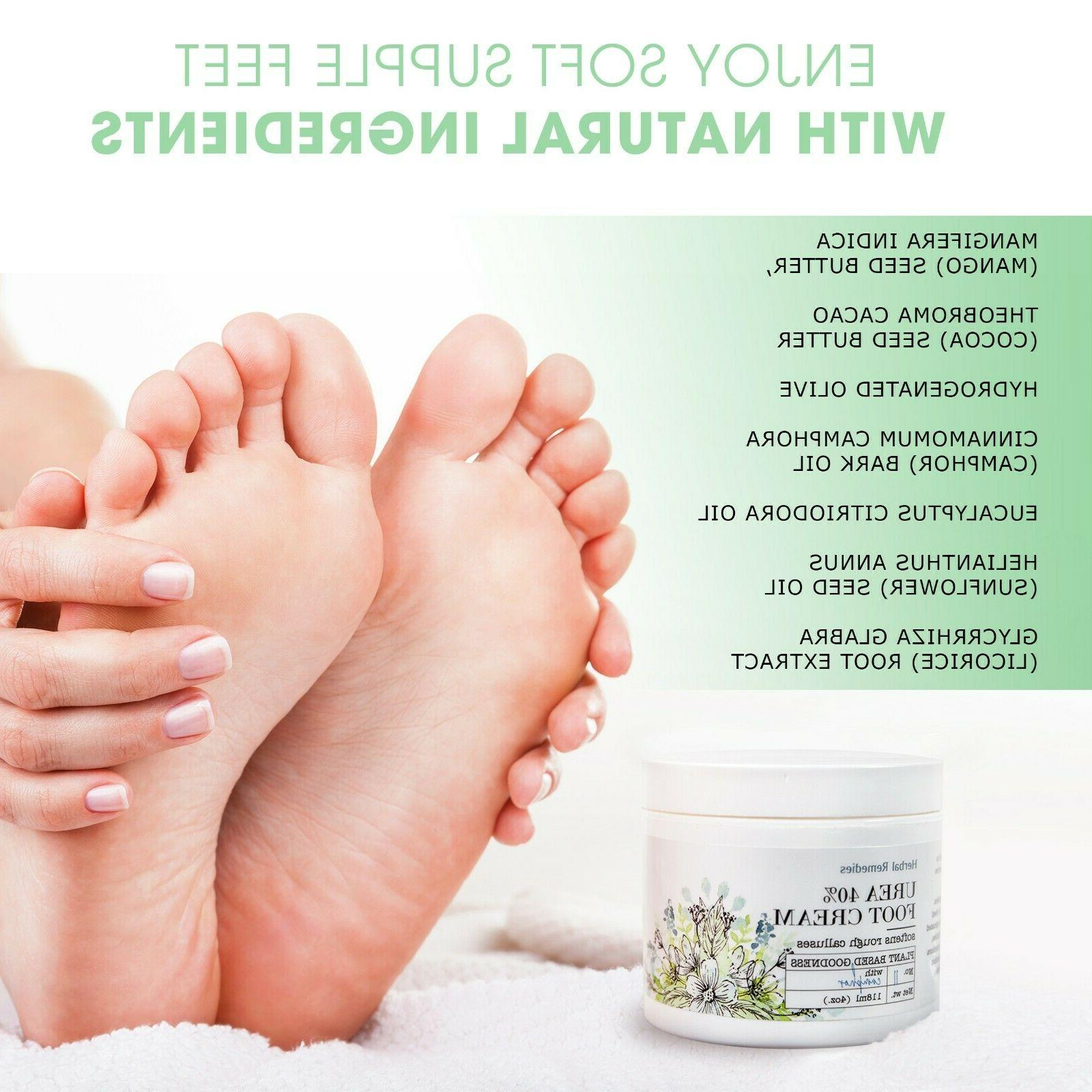 Herbal 40% Foot Humectant Moisturizer for Skin