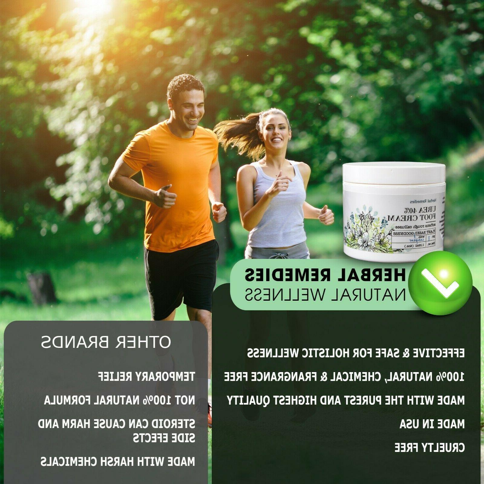 Herbal Foot Cream Humectant