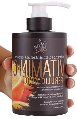 vitamin cream advanced brightening brighter
