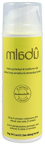 Ubalm Yellow - Skin Emollient & Hydrating Cream 5oz Airless