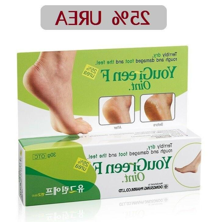 yougreen f dry cracked feet repair foot