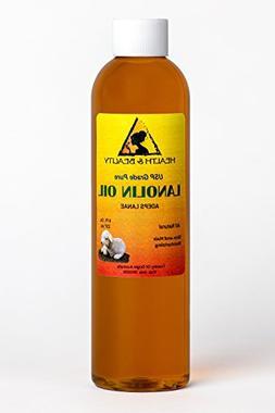 Lanolin Oil USP Grade 100% Pure Skin and Hair Moisturizing 8