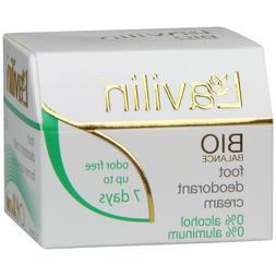NOW Foods Lavilin Foot Deodorant Cream, 12.5 Gram