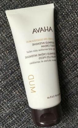 Ahava Leave-On Deadsea Mud Dermud Intensive Foot Cream3.4