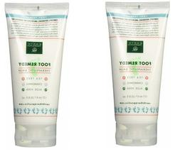 Lot of 2 Earth Therapeutics Tea Tree Foot Remedy Balm 6 oz.