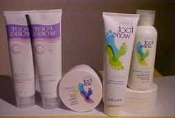 Lot of 15 AVON Foot Works Items Lavender Mask Beautiful Heal
