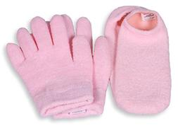 Luxurious Moisturizing Gloves Socks Pack - For Men and Women