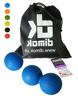 dimok Massage Balls for Myofascial Release Pressure Trigger